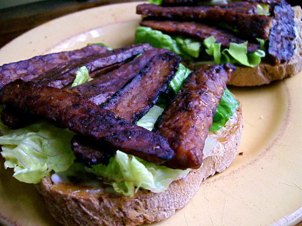 BLT minus the