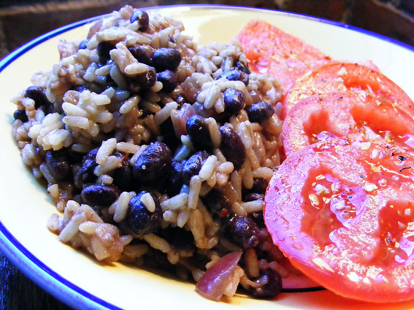 Gallo Pinto - Costa Rican Rice & Beans